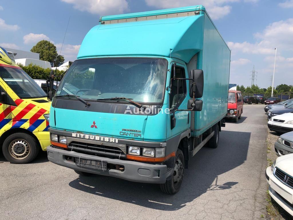 sunkvežimis furgonas MITSUBISHI CANTER 3.9 HD