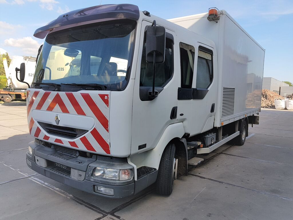 sunkvežimis furgonas RENAULT Midlum 150 DCi