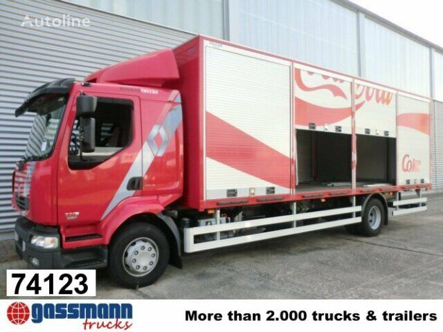 sunkvežimis furgonas RENAULT Midlum / 220 DXi