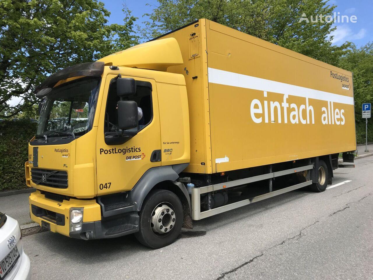 sunkvežimis furgonas VOLVO FLL-280