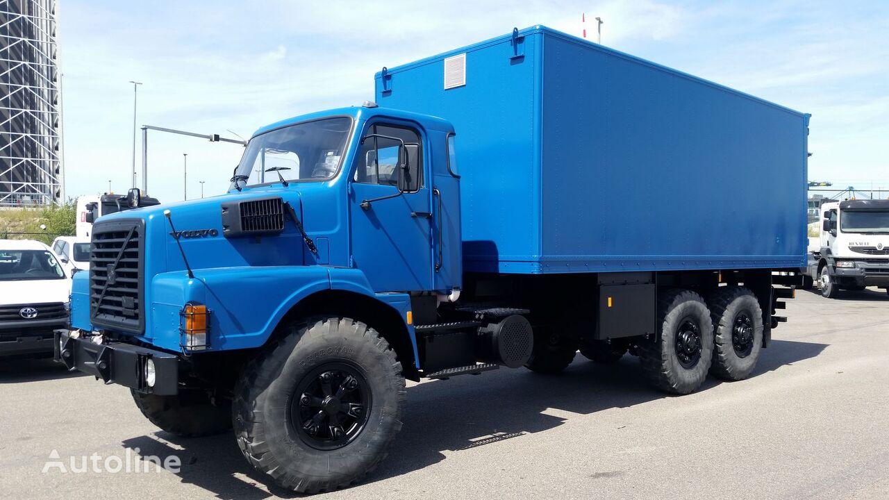 sunkvežimis furgonas VOLVO N10