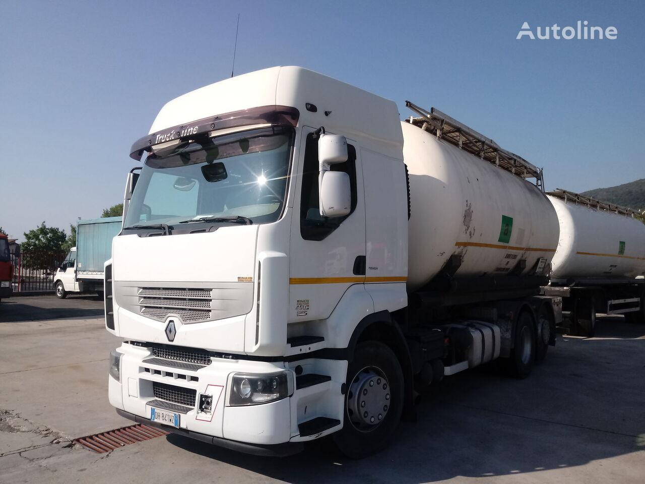 sunkvežimis miltams vežti RENAULT PREMIUM 450 DXI