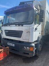 sunkvežimis šaldytuvas ERF ECM 2004/2003 BREAKING FOR SPARES dalimis