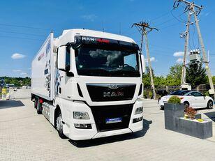 sunkvežimis šaldytuvas MAN TGX 26.400 chłodnia 22EP multitemperatura 6x2 , Perfekcyjny !
