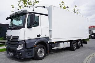 sunkvežimis šaldytuvas MERCEDES-BENZ Actros 2540 container / 6 x 2 / 18 EP