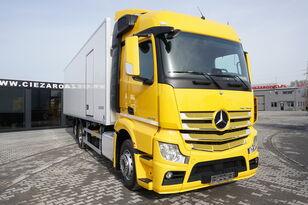sunkvežimis šaldytuvas MERCEDES-BENZ Actros 2542 , E6 , 6x2 , 22 EPAL , Side door , lift axle , Carri