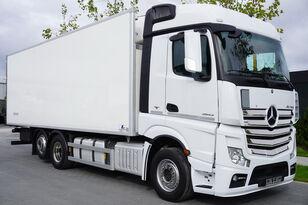 sunkvežimis šaldytuvas MERCEDES-BENZ Actros 2543 / 270 k KM ! ! ! / E6 / 6x2 / Carrier / lift axle /