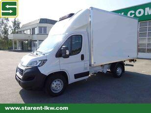 naujas sunkvežimis šaldytuvas PEUGEOT Boxer Tiefkühlkoffer, Carrier Xarios 350, Klima, Tempomat, Rückf