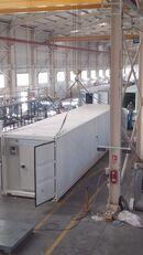 naujas sunkvežimis šaldytuvas Ram Container cooling box 40 feet