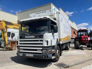 sunkvežimis šaldytuvas SCANIA 94D 260