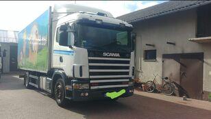 sunkvežimis šaldytuvas SCANIA 94D-260 model