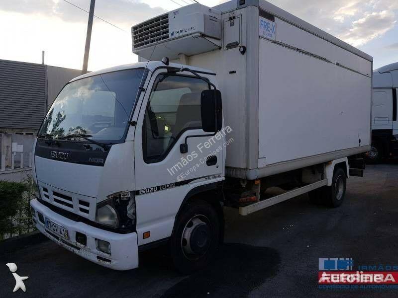 sunkvežimis šaldytuvas ISUZU NQR 5.2 L
