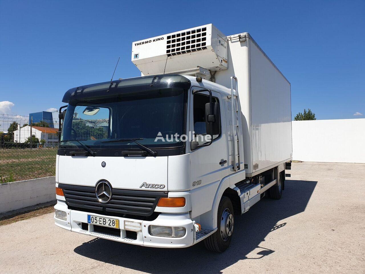 sunkvežimis šaldytuvas MERCEDES-BENZ 918