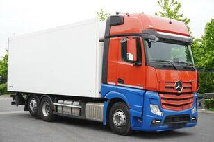 sunkvežimis šaldytuvas MERCEDES-BENZ Actros 2542 , E6 , Schmitz 18 EPAL , 2,5m height , partition wal