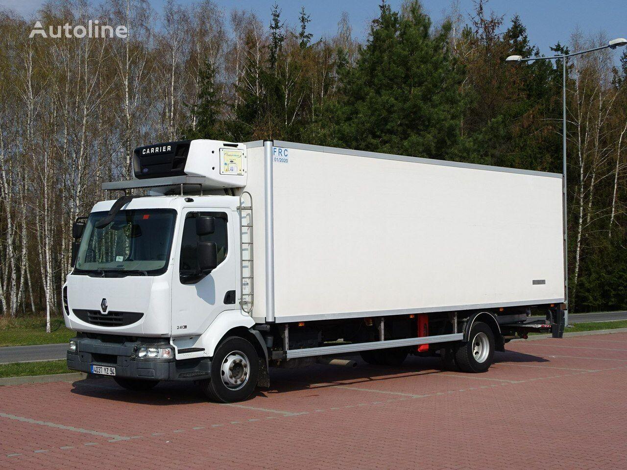 sunkvežimis šaldytuvas RENAULT MIDLUM 240 DXI