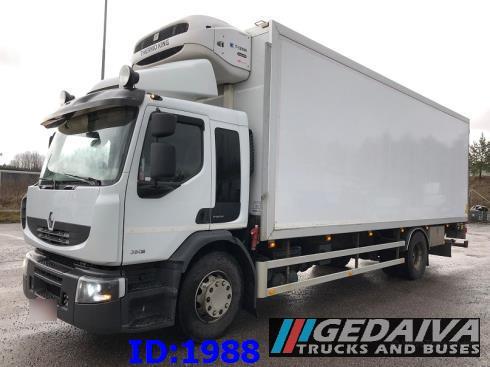 sunkvežimis šaldytuvas RENAULT Premium 380 Thermoking Euro5
