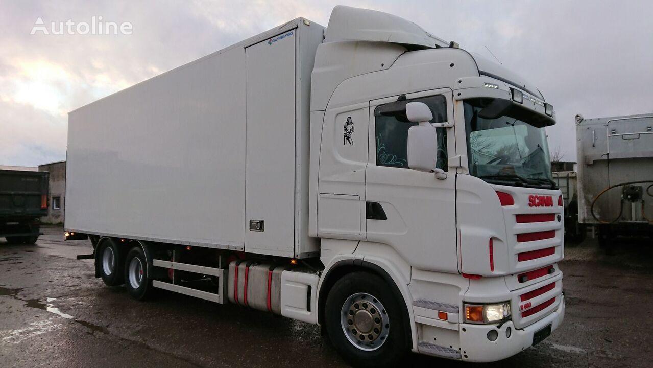 sunkvežimis šaldytuvas SCANIA R480