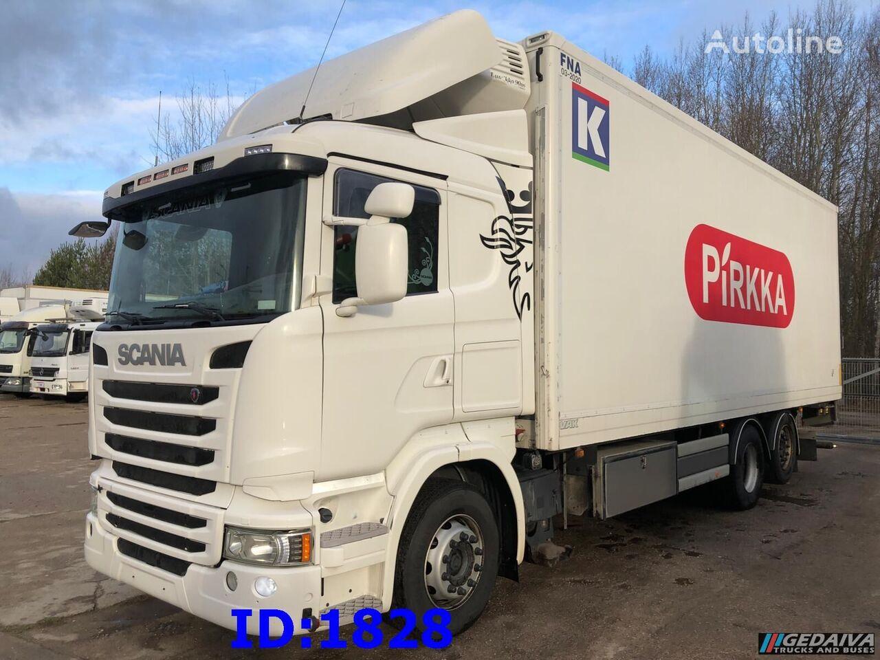 sunkvežimis šaldytuvas SCANIA R480 6x2 8.5m box
