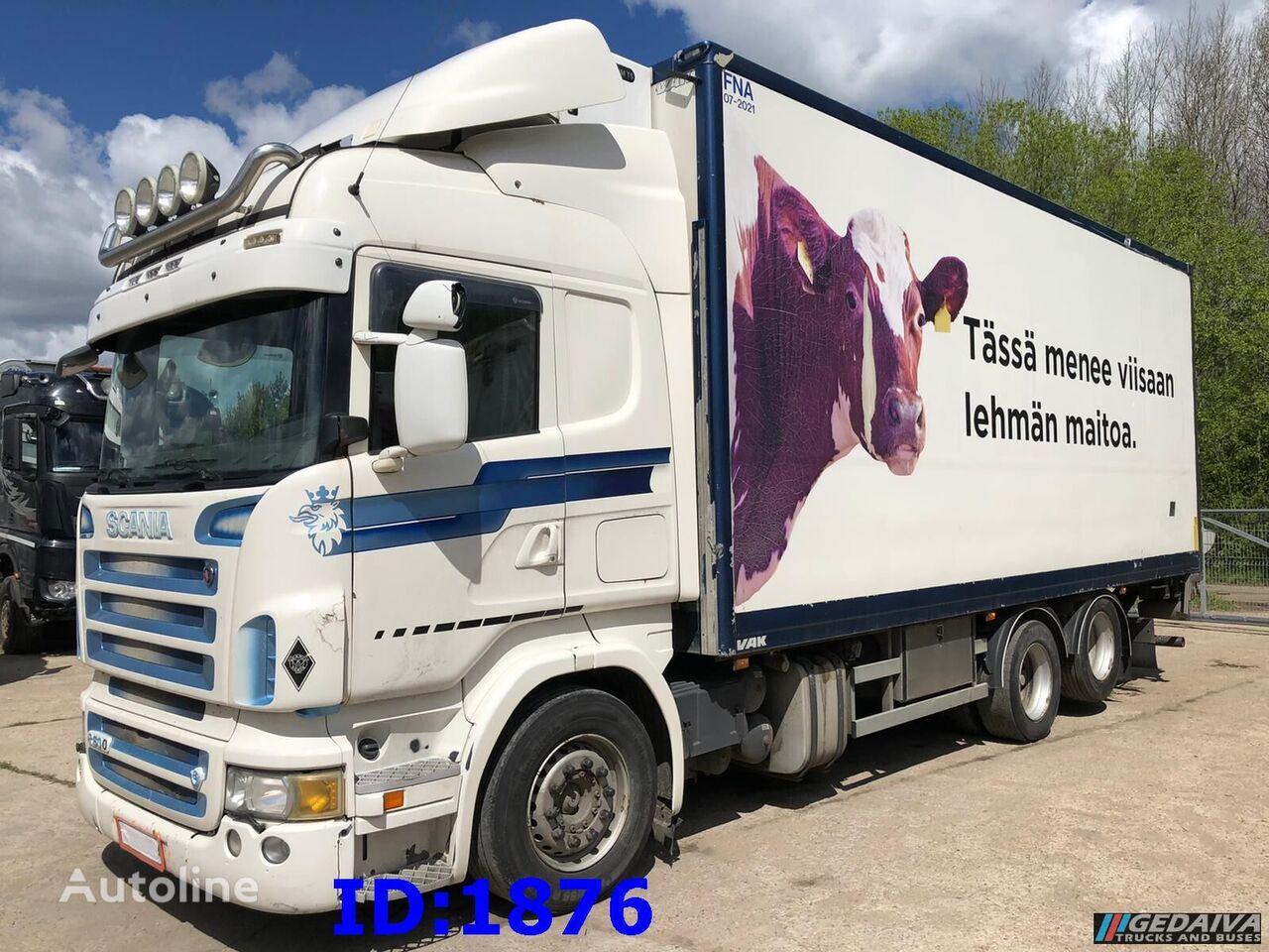 sunkvežimis šaldytuvas SCANIA R500 Refrigerator Thermoking Multitemp