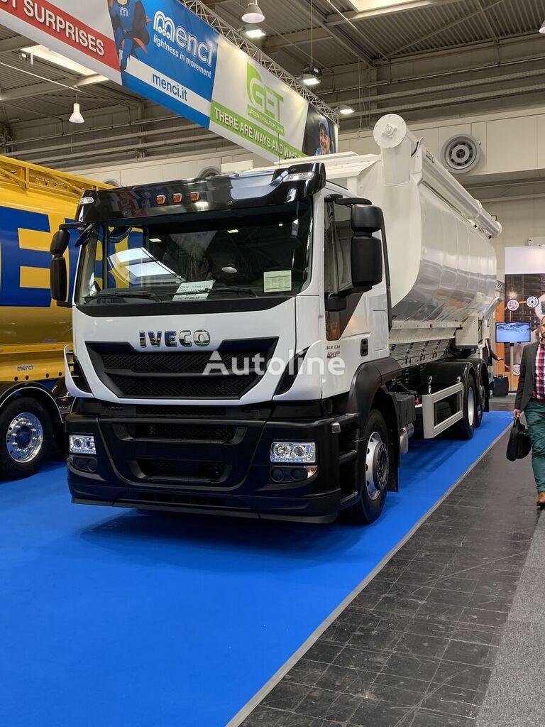 naujas sunkvežimis silosui vežti IVECO Menci