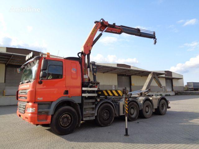 sunkvežimis su keliamuoju kabliu DAF CF85-410