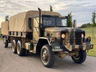 tentinis sunkvežimis AM General M35 series + tentinė priekaba