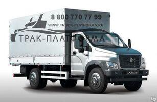 naujas tentinis sunkvežimis GAZ Next C41R13