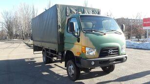 naujas tentinis sunkvežimis HYUNDAI HD 65 4х4