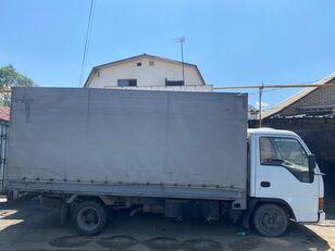 tentinis sunkvežimis ISUZU NkR55
