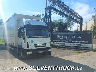 tentinis sunkvežimis IVECO Eurocargo 120E25,EEV, shrnovačka + čelo