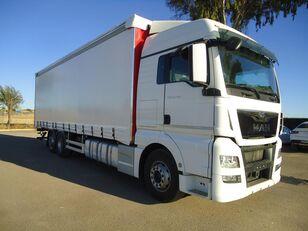 tentinis sunkvežimis MAN  TGX 26 440
