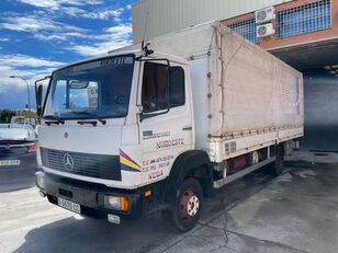 tentinis sunkvežimis MERCEDES-BENZ 817