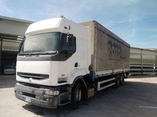 tentinis sunkvežimis RENAULT PREMIUM 420 DCI