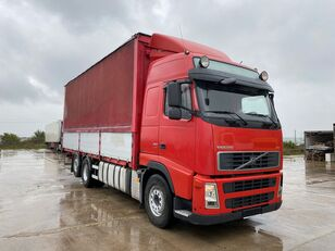 tentinis sunkvežimis VOLVO FH13 480HP Hidraulic roof