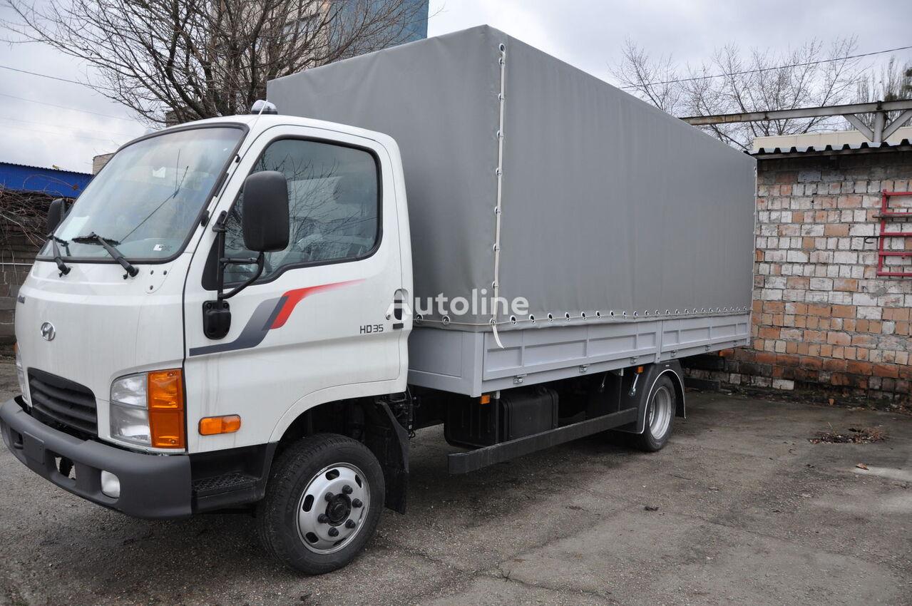 naujas tentinis sunkvežimis HYUNDAI HD-35