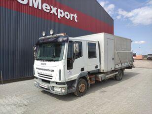 tentinis sunkvežimis IVECO EuroCargo 80E21