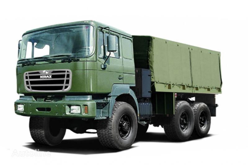 naujas tentinis sunkvežimis KRAZ V12.2MEH
