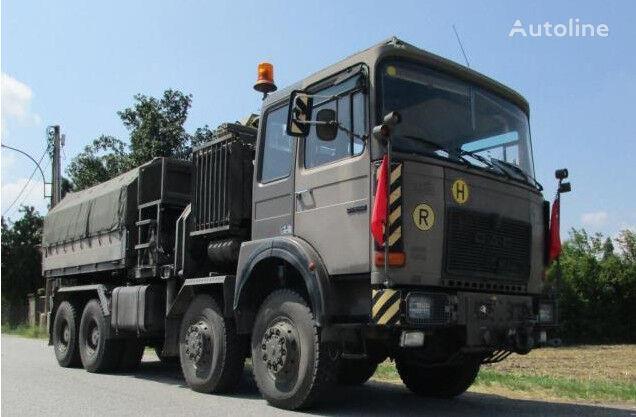 tentinis sunkvežimis MAN OAF 34.440