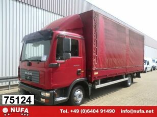 tentinis sunkvežimis MAN TGL 8.210 BL