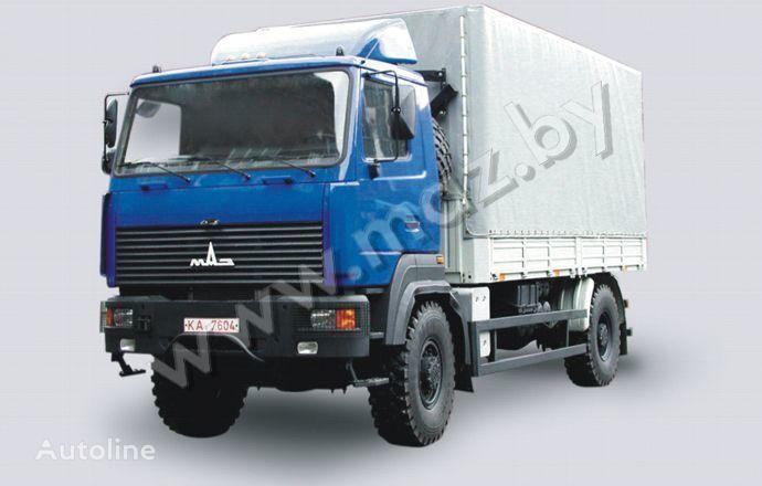 naujas tentinis sunkvežimis MAZ 5309 Polnoprivodnyy