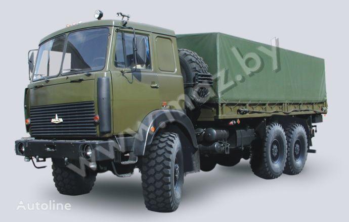 naujas tentinis sunkvežimis MAZ 6317 (08, 09) Polnoprivodnyy