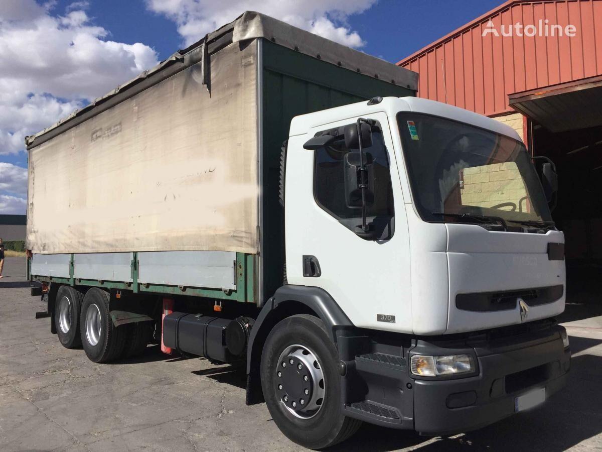 tentinis sunkvežimis RENAULT Premium