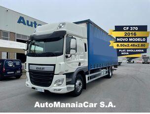 užuolaidinis sunkvežimis DAF CF SSC 370 EURO6 4X2 CORTINAS