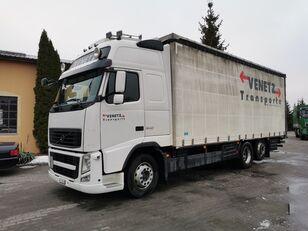 užuolaidinis sunkvežimis VOLVO FH 540