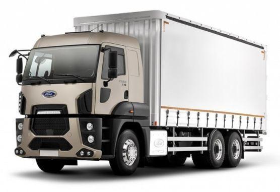 naujas užuolaidinis sunkvežimis FORD Trucks 2533 HR