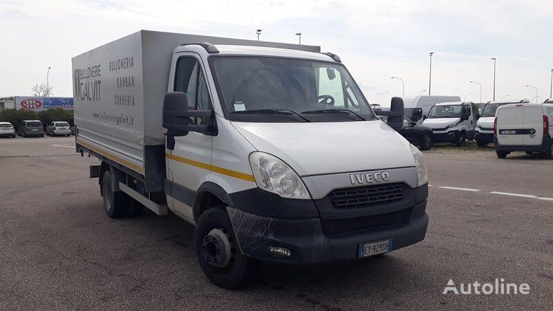 užuolaidinis sunkvežimis IVECO 70C17L