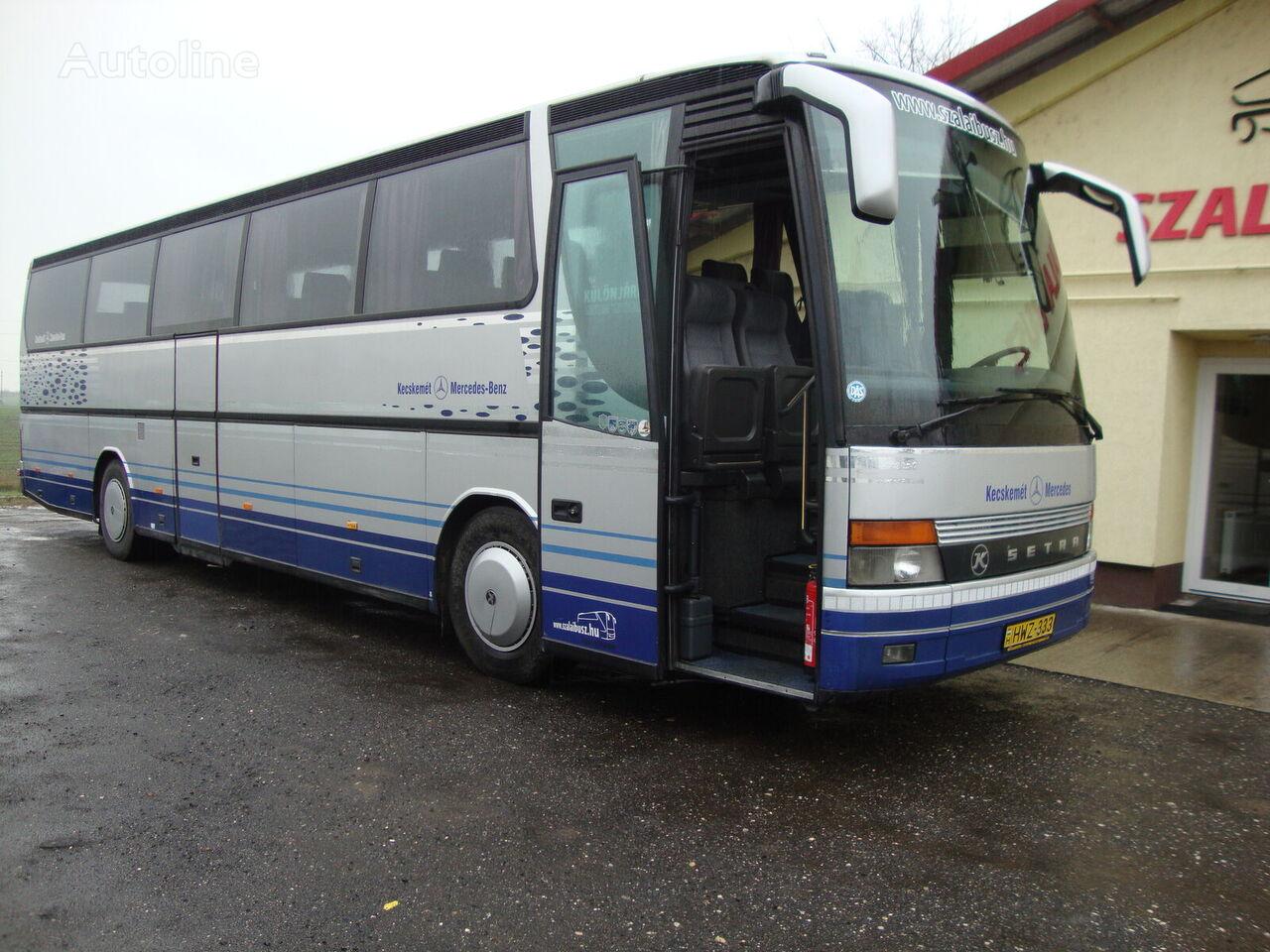 tarpmiestinis - priemiestinis autobusas SETRA 315 HD