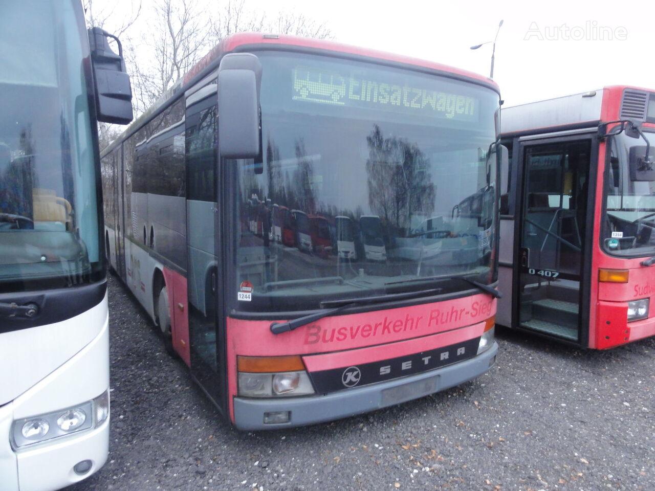 tarpmiestinis - priemiestinis autobusas SETRA 315 NF