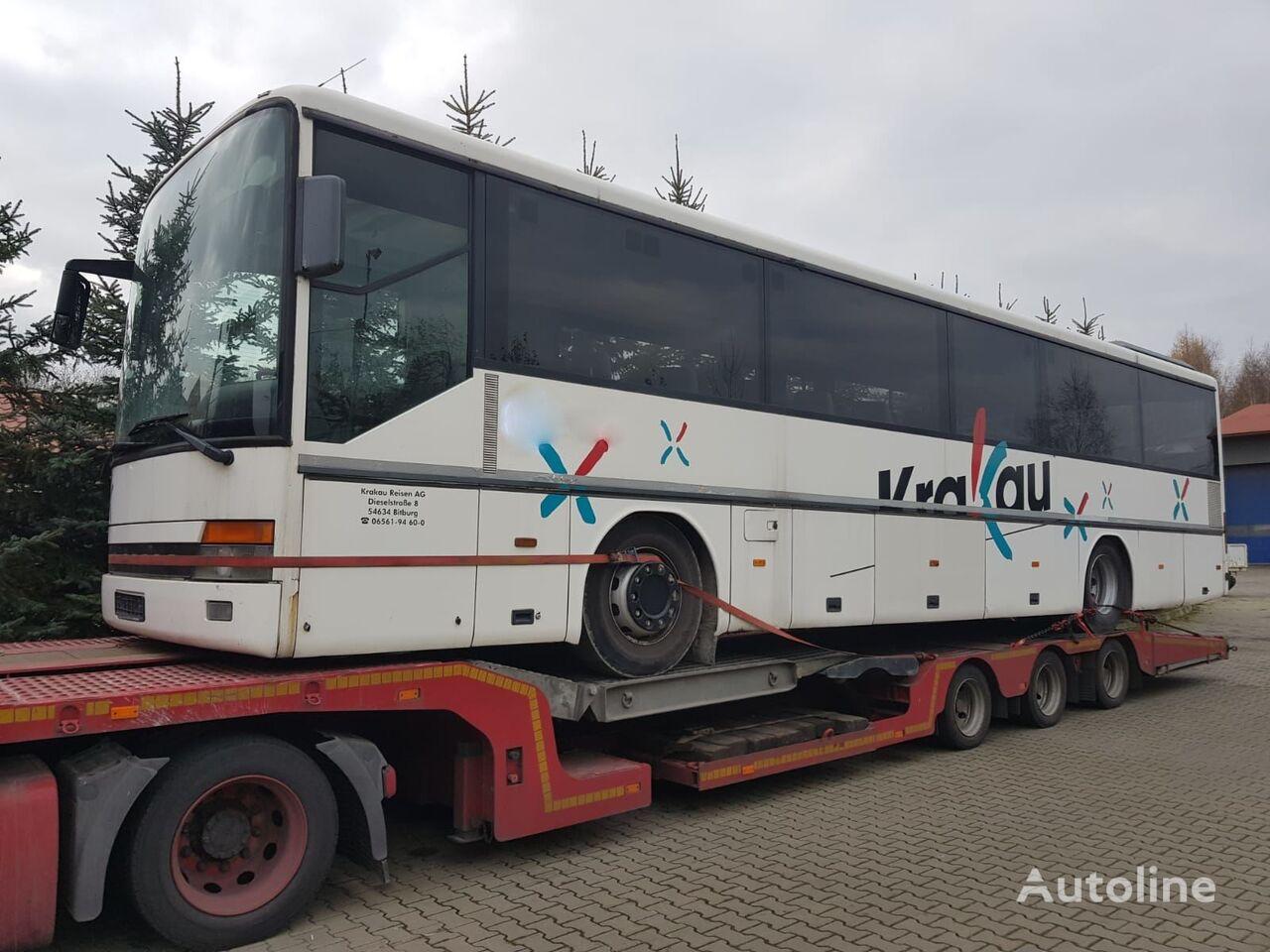 tarpmiestinis - priemiestinis autobusas SETRA 315 UL, WSZYSTKIE CZĘŚCI