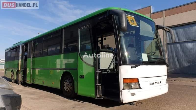 tarpmiestinis - priemiestinis autobusas SETRA S 319 UL